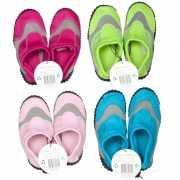 Kinder waterschoen gekleurd
