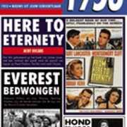 Verjaardag kaart met nieuws uit 1953