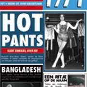 Verjaardag kaart met nieuws uit 1971