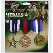 Helden medailles