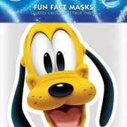 Kartonnen masker Pluto