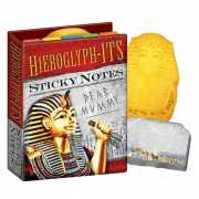 Post its van Egypte