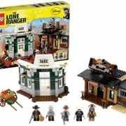 Lego kinderspeelgoed 79109 Lone Ranger Duel