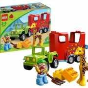 Lego Duplo kinderspeelgoed 10550 Circus