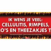 Cellulitis Sticky Devil sticker