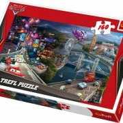 Cars puzzel voor kinderen 160 stukken
