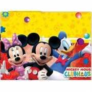 Tafelkleed met Mickey Mouse opdruk 120 x 180 cm