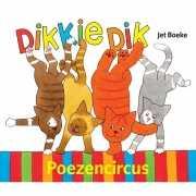 Kinderboeken Dikkie Dik Poezencircus