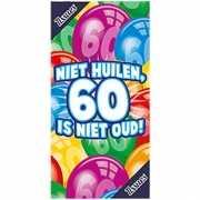 Zakdoekenbox 60 is niet oud