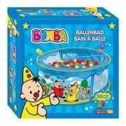 Bumba ballenbak met 50 plastic ballen
