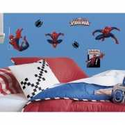Wanddecoratie stickers Spiderman