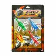 Speelgoed straaljagers setje