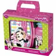 Disney lunchbox en beker Minnie Mouse