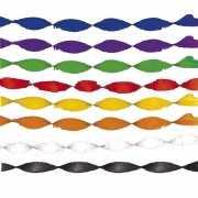 Crepe papier slingers 5 meter