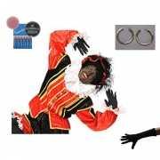 Zwarte Piet accessoire pakket