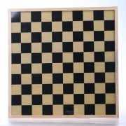 Dam/Schaakbord 40 x 40 cm