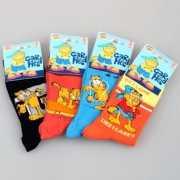 Kindersokken Garfield 2 stuks