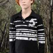 Kinder shirt met lange mouwen