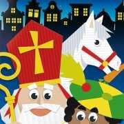 Sinterklaas feestzakjes 6 stuks