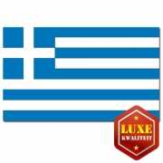 Luxe vlag Griekenland