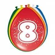 Ballonnen 8 jaar