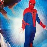 Spiderman kostuum volwassenen