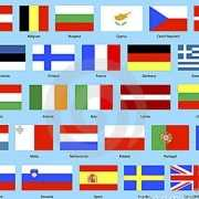EU vlaggen pakket