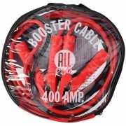 Startkabels 400 ampere in tas