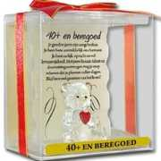 Crystal Angel 40+ en goud waard
