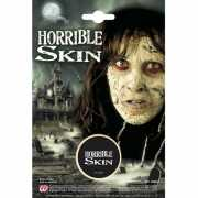 Halloween Verschrikkelijke huid make up