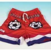 Oranje voetbal broekje Holland