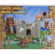 Kasteel speel set met ridders