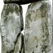 Groot decoratie bord Stonehenge