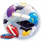 Folie ballonnen geslaagd 55 cm