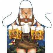 Oktoberfest Sexy schort Tirolerin