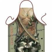Sexy schort Military Zone Man