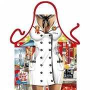 Sexy schort chef kok