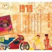 Historische verjaardag Cd kaart 1979
