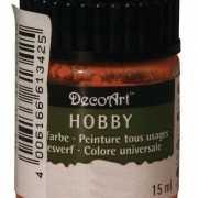 Hobby allesverf oranje 15 ml