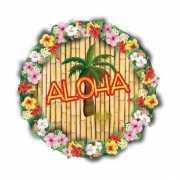 Bierviltjes Hawaii thema print