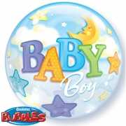Helium ballon baby boy