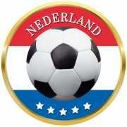 Bierviltjes Nederland voetbal print