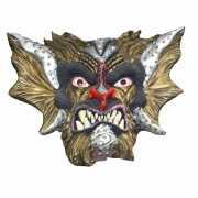 Halloween Luxe muurdecoratie monster