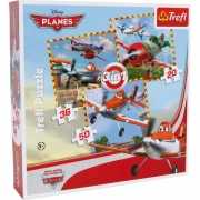 Disney Planes puzzels 3 in 1
