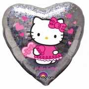Hello Kitty folie ballon 45 cm