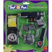 Politie speelgoed set 5 delig