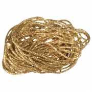 Gouden koord 1 mm 5 meter