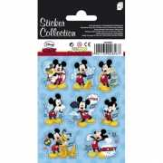 Mickey Mouse stickers 3 velletjes