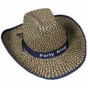 Toppers Cowboyhoed Party King