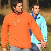Fleece trui voor volwassenen